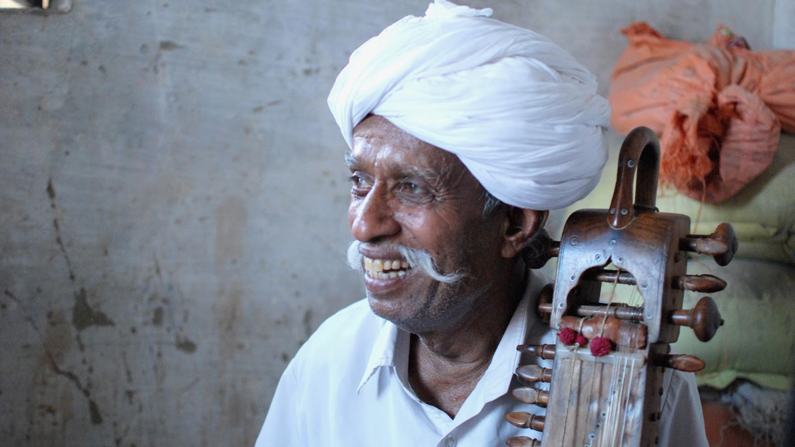 Lakha kahn Koncert